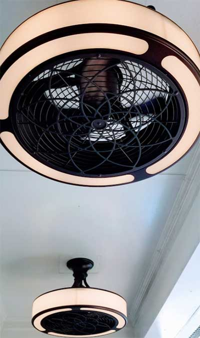 New Electric Fan Install